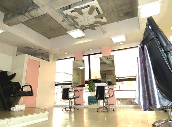 M&SMART南林間店 縮毛矯正専門店